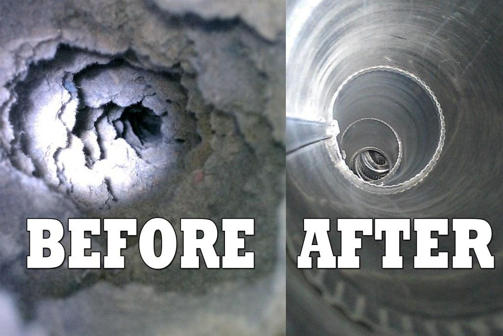 Is it time to clean your dryer vent?