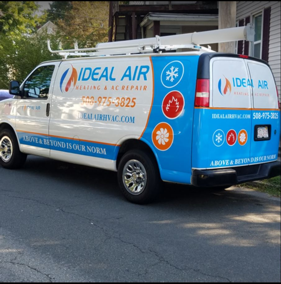 hvac contractor in Wellesley, Framingham & Ashland, MA